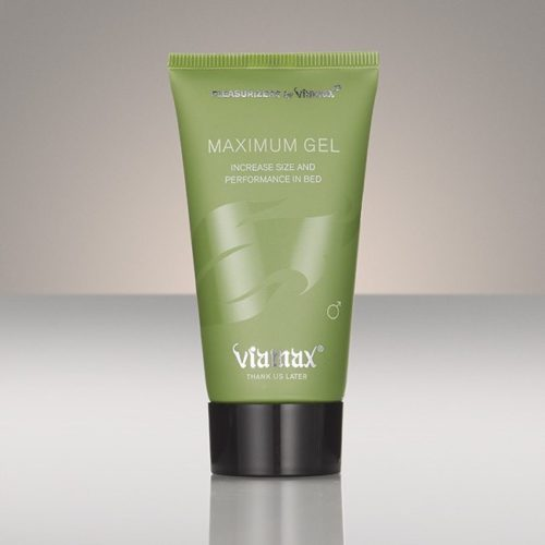 Viamax Maximum Stimulating Gel for Men